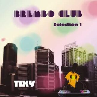 brembo club selection tixy 1
