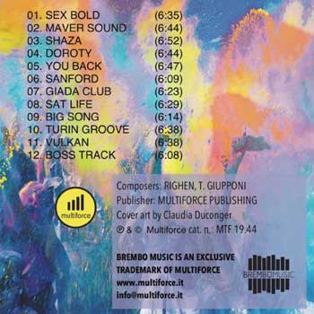 Brembo Club Selection 3 music