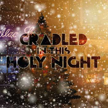 cradled holy night