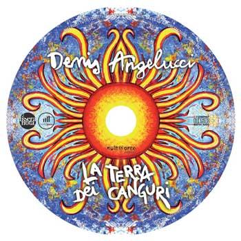 angeucci la terra dei canguri cd