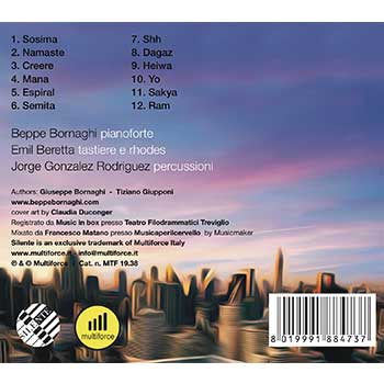 beppe bornaghi esencia tracklist